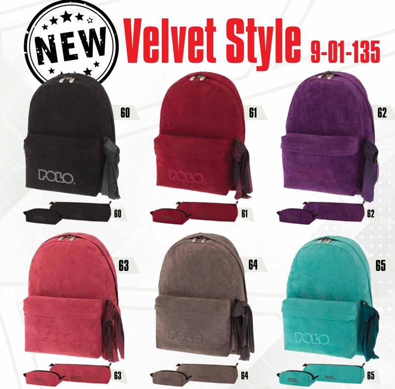 c6f40f703cb Νέες σχολικές τσάντες POLO VELVET – Blog για Παιδιά και Γονείς ...