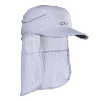 Καπέλο τζόκεϊ CTR CHASE MARATHON RUN άσπρο