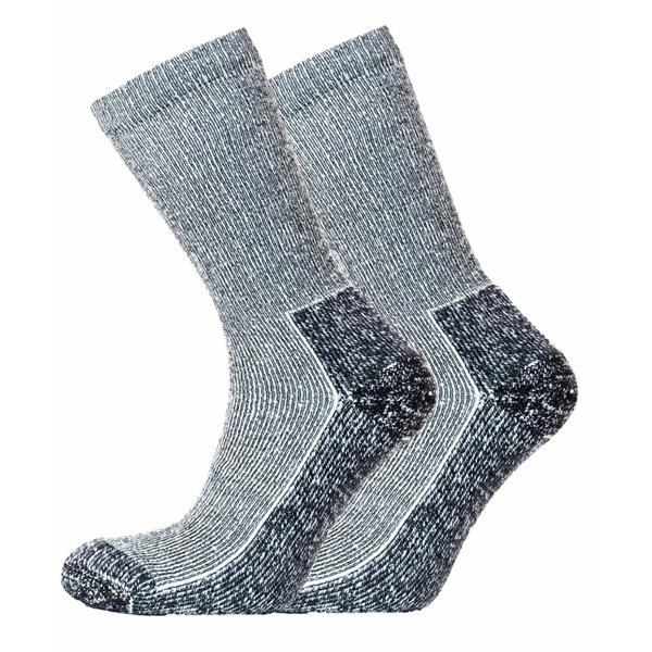 Σετ 2 Ζευγάρια κάλτσες HORIZON DELUXE COOLMAX OUTDOOR