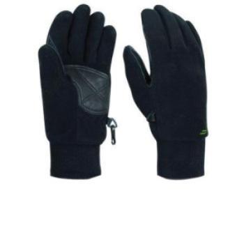Αδιάβροχα fleece γάντια F-LITE μαύρα