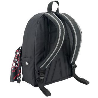POLO Σχολική τσάντα πλάτης ORIGINAL Μαύρη 901135-02 2020