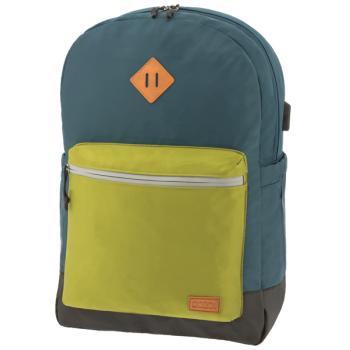 POLO Σχολική τσάντα πλάτης REFLECTIVE Πράσινη 901244-20 2019