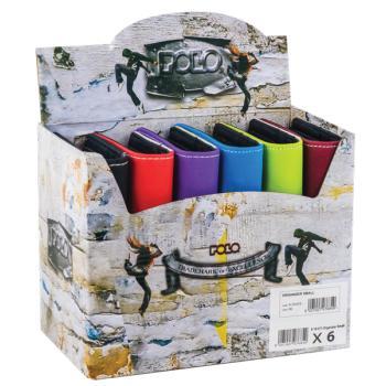POLO Organizer με σκρατς σε 6 χρώματα