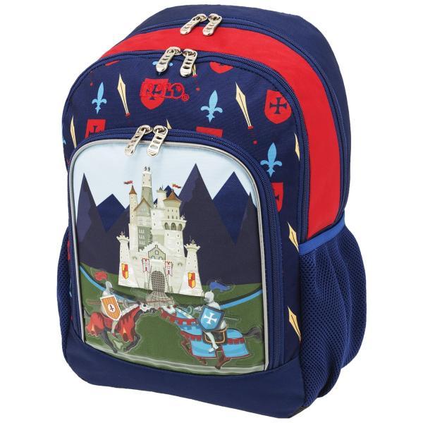Σχολική τσάντα πλάτης POLO 2020 PRIMARY 9-01-247-21