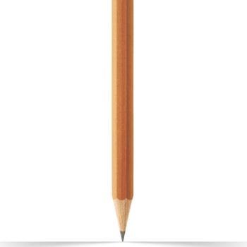 Μολύβι Faber Castell NATURAL 1117 2B