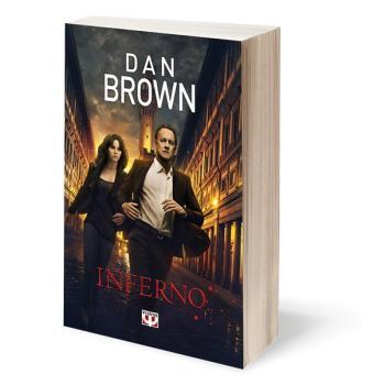 INFERNO - DAN BROWN (Μπράουν Νταν)