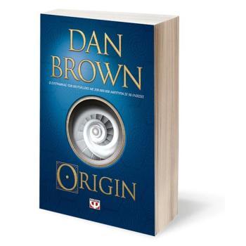 ORIGIN - DAN BROWN (Μπράουν Νταν)
