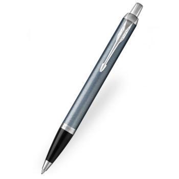 Στυλό Διαρκείας Parker NEW I.M PREMIUM CORE BLUE GREY CT 1931669