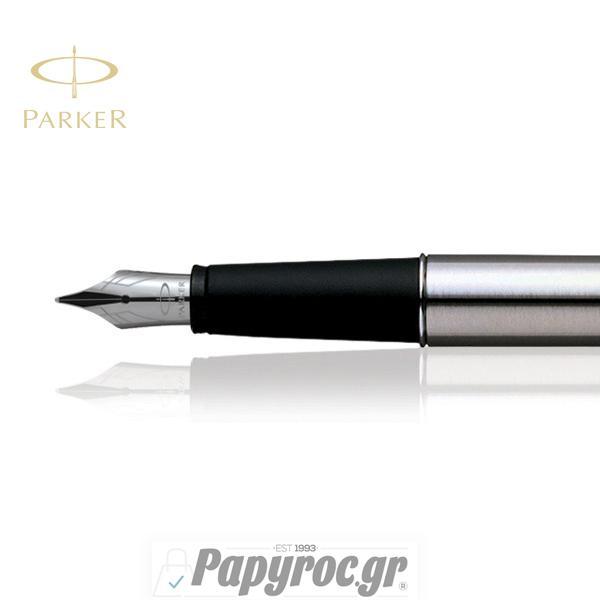 Πένα Parker FRONTIER STAINLESS STEEL CT