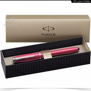 Πένα Parker URBAN FASHION Ροζ με νίκελ λεπτομέρειες S0850800