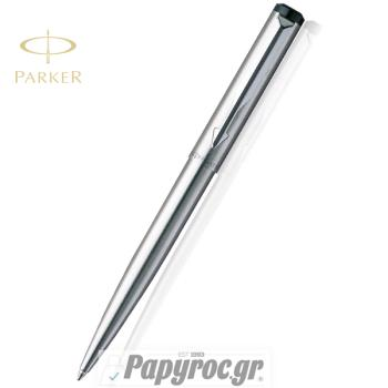 Στυλό Διαρκείας Parker VECTOR STAINLESS STEEL CT