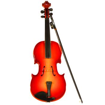 Ξύλινο Βιολί μινιατούρα 18.0 cm