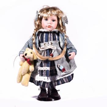 Πορσελάνινη Κούκλα 30.0 cm