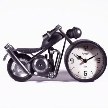 Vintage Διακοσμητικό Ρολόι Μηχανή 32.0cm