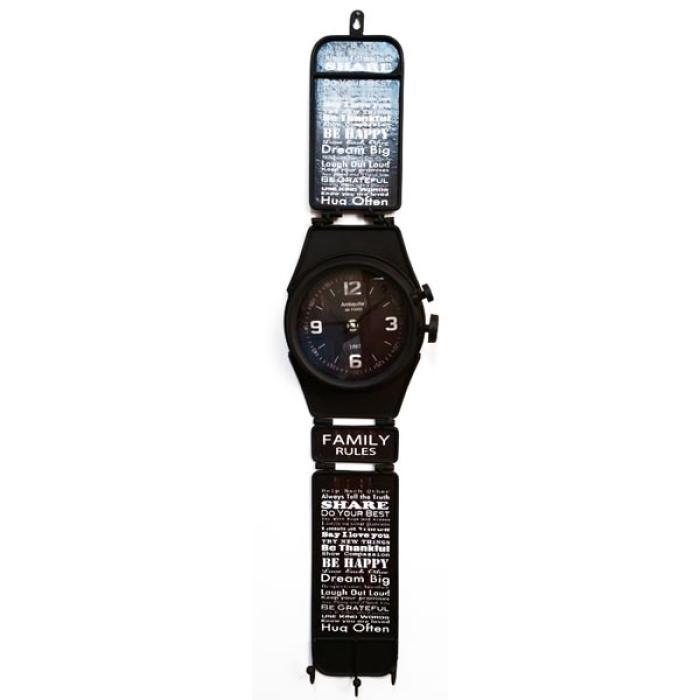 Ρολόϊ τοίχου κρεμάστρα 80.0 cm