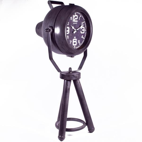 Vintage Διακοσμητικό Ρολόι Προβολέας 55.0cm