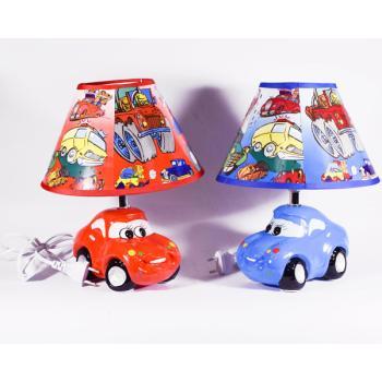 Παιδικό φωτιστικό δωματίου Cars 25cm