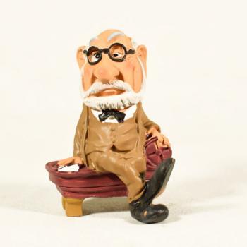 Διακοσμητικό Πολυεστερικό - Φιγούρα Ιατρός 6,5 cm