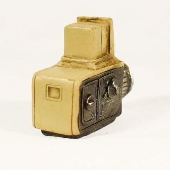 Vintage Διακοσμητικό μινιατούρα πολυεστερικό Κάμερα 6 cm