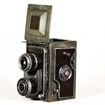 Vintage Διακοσμητικό Φωτογραφική Μηχανή 14.0cm