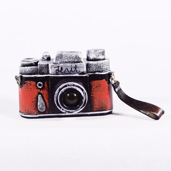 Vintage Διακοσμητικό Κάμερα 9.5cm
