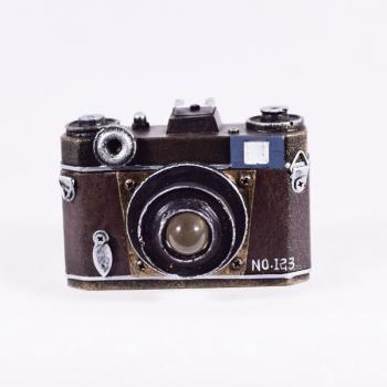 Vintage Διακοσμητικό Κάμερα 10.5cm