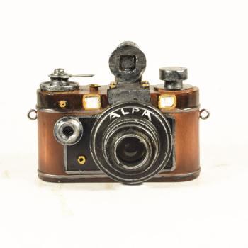 Vintage Διακοσμητικό Κάμερα 10.5 cm