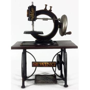 Vintage Μινιατούρα Μεταλλική Ραπτομηχανή 17.0 cm
