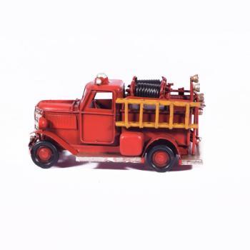 Vintage Διακοσμητικό - Πυροσβεστικό Κόκκινο 11.5cm