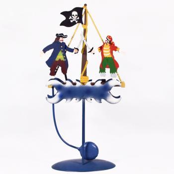 Vintage Διακοσμητικό Ισορροπιστής Πειρατές 36.0cm