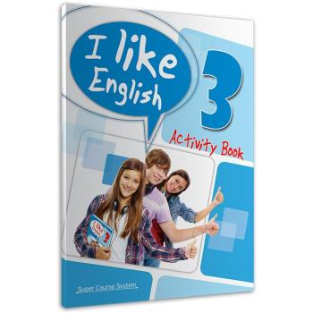 I like English 3 Activity Book SUPER COURSE