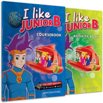 ΠΑΚΕΤΟ ΜΕ i-BOOK I LIKE JUNIOR B SUPER COURSE