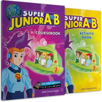 ΠΑΚΕΤΟ ΜΕ i-BOOK ΚΑΙ ΔΩΡΑ SUPER JUNIOR A to B SUPER COURSE
