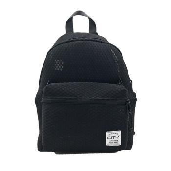 Σχολική τσάντα πλάτης CITY 35x25x15 RAINBOW SPECIAL 20916 BLACK