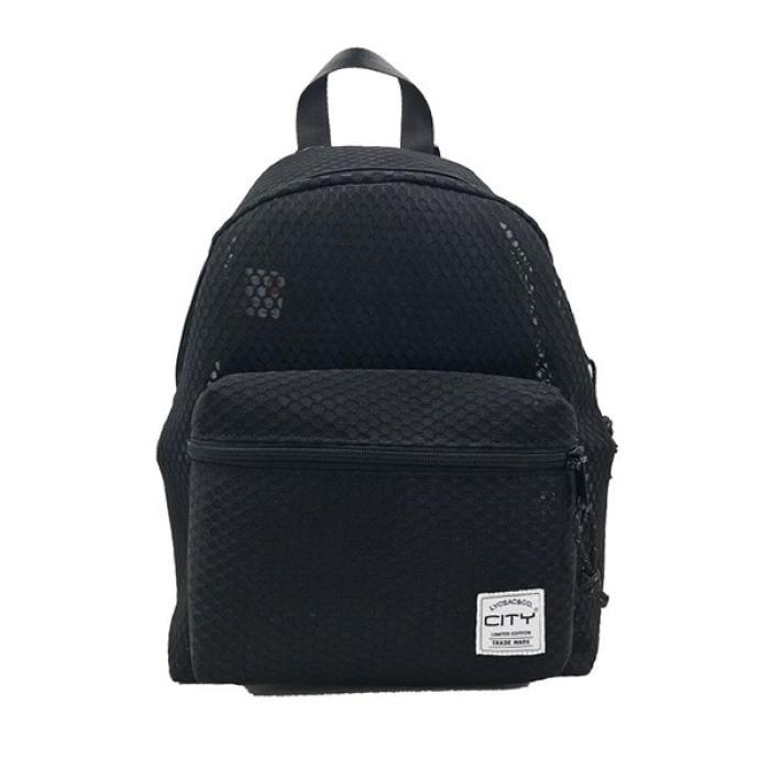 574dc2bada0 Σχολική τσάντα πλάτης CITY 35x25x15 RAINBOW SPECIAL 20916 BLACK ...