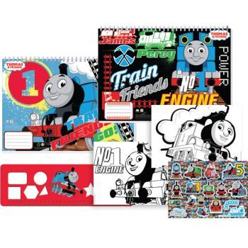 Μπλοκ Ζωγραφικής παιδικό DIAKAKIS 23X33cm THOMAS & FRIENDS 570450