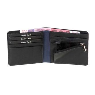 Δερμάτινο Ανδρικό πορτοφόλι DIPLOMAT MN410 11x9x2cm (2 χρώματα)