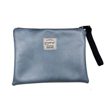 Τσαντάκι χειρός LYCSAC CITY SAFE POCKET SPEC 18215 BLUE FOR EVER