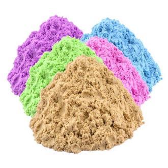 Άμμος κινητική EREN 500gr KUM-001 Θαλασσί