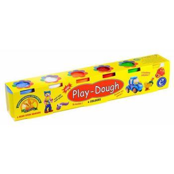 Πλαστοζυμαράκια PLAY-DOUGH MAXI 6 χρώματα 100gr