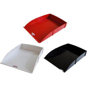 Δίσκος γραφείου πλαστικός OSCO (3 χρώματα)