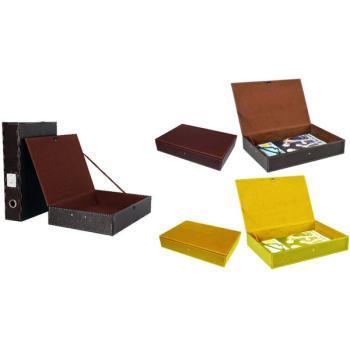 Κουτί γραφείου Δερμάτινο OSCO (2 χρώματα)