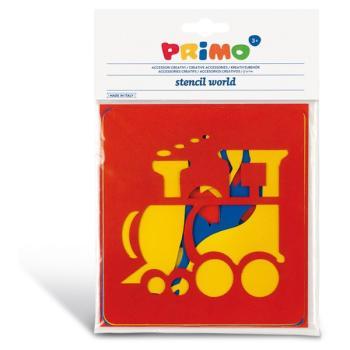 Στένσιλ PRIMO CMP 763ST3 TRANSPORT 6τεμ