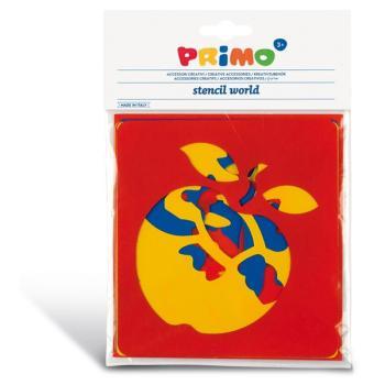 Στένσιλ PRIMO CMP 764ST4 FRUITS 6τεμ