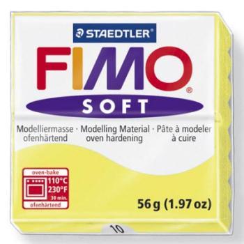 Πηλός Lemon STAEDTLER 56gr FIMO-SOFT 8020