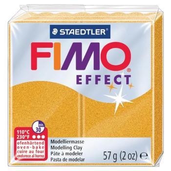 Πηλός Μεταλλικό χρυσό STAEDTLER 56gr FIMO-SOFT 8020