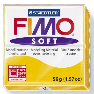 Πηλός Sunflower STAEDTLER 56gr FIMO-SOFT 8020