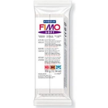 Πηλός Λευκός STAEDTLER 350gr FIMO-SOFT 8022