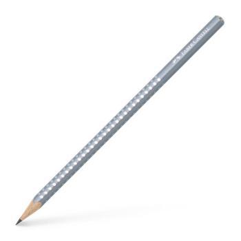 Μολύβι FABER CASTELL Sparkle B απαλό γκρι 118202