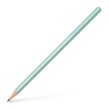 Μολύβι FABER CASTELL Sparkle B πράσινο μέντας 118203